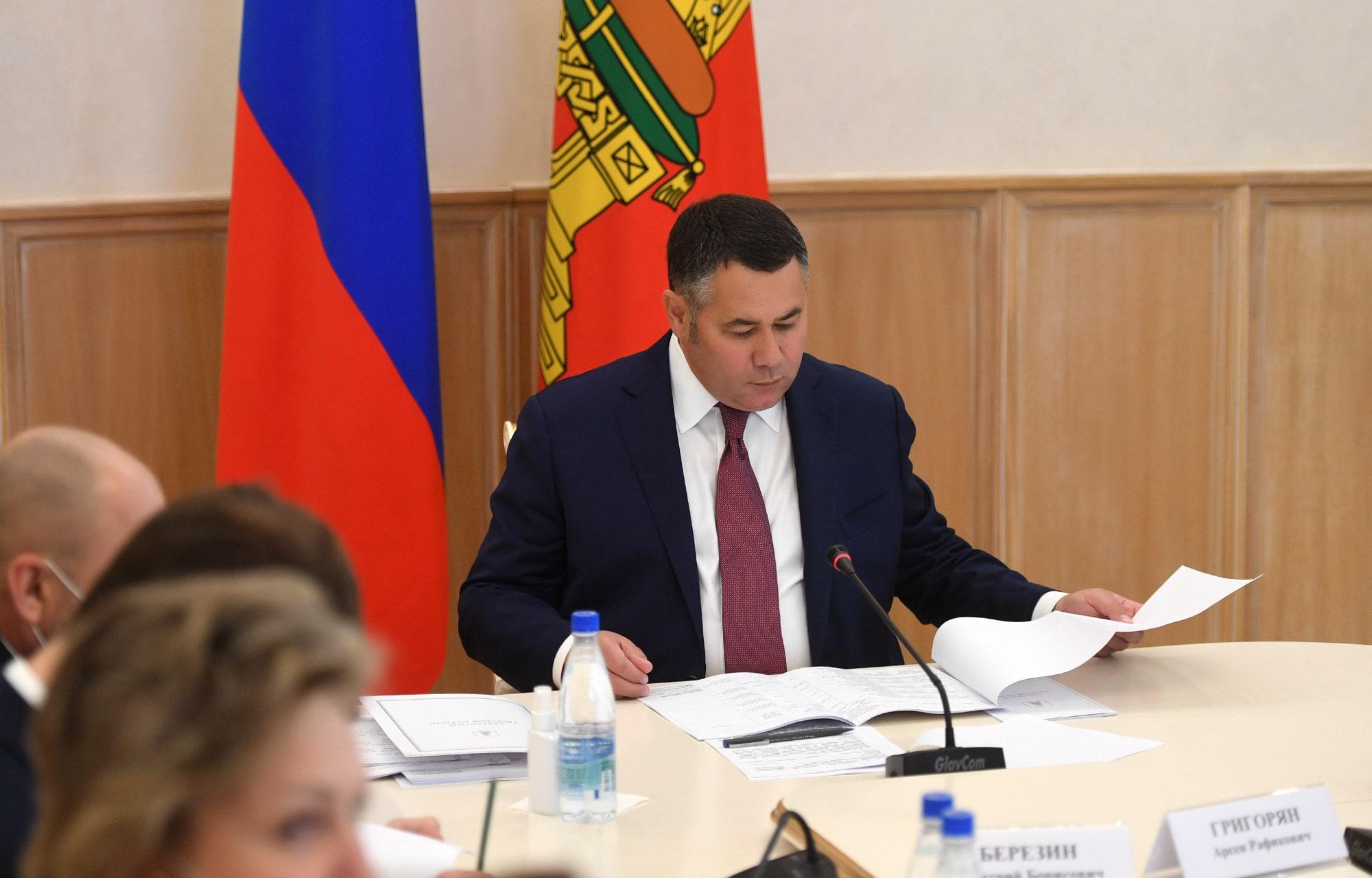 Подразделение детской санитарной авиации создадут в Тверской области