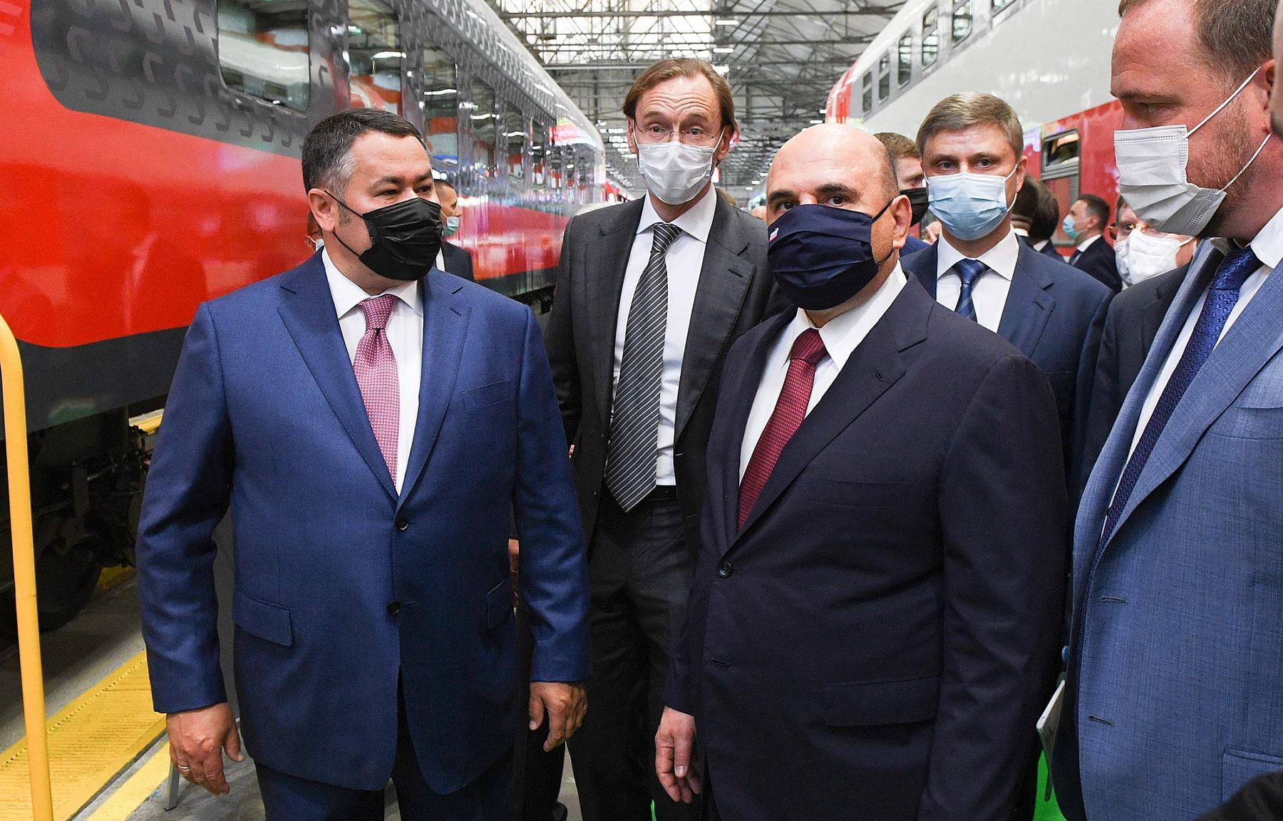 Кластер транспортного машиностроения создадут в Тверской области