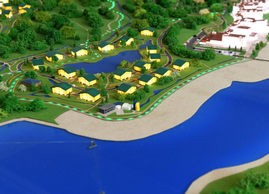 Премьер Михаил Мишустин высоко оценил туристический кластер в Завидове Тверской области