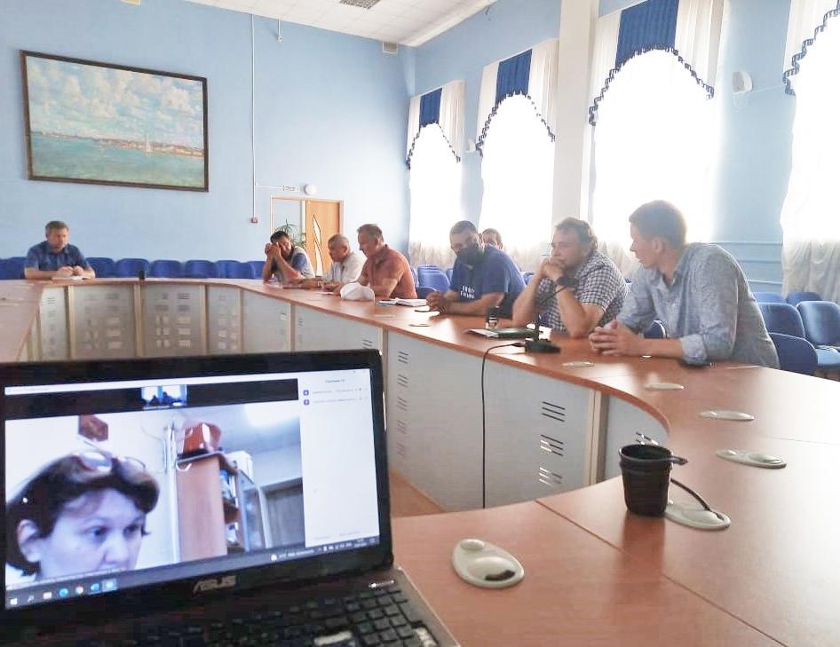 Укрепление набережной и разборка мостовой: в Тверской области следят за калязинскими проектами