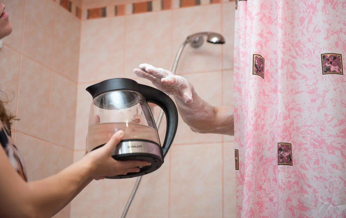 Больше ста домов в Твери останутся без горячей воды