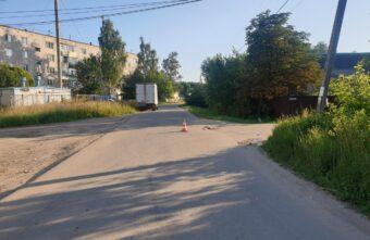 65-летняя велосипедистка попала под колёса машины в Тверской области