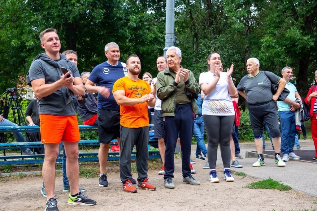 В Твери «Дворовые тренеры» проведут занятия для всех желающих