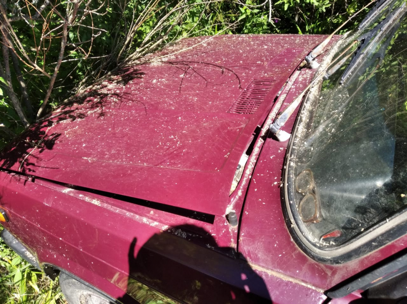 Житель Тверской области угнал машину, чтобы доехать до соседней деревни