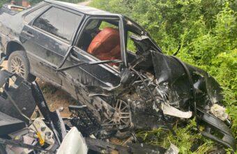 У молодого парня, устроившего ДТП с пострадавшими под Тверью, нет водительских прав