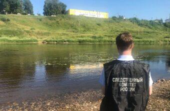 14-летний мальчик утонул в реке в Тверской области
