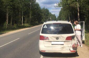 В Тверской области водитель потерял сознание во время движения автомобиля