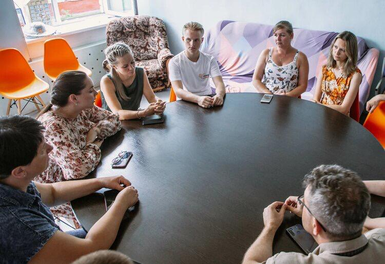 Юлия Саранова будет развивать волонтерскую деятельность в Удомле