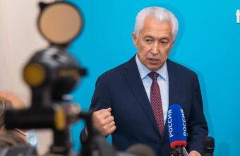 Владимир Васильев: «Визит Михаила Мишустина имеет хорошие перспективы для тверского региона»