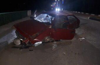 Водитель, из-за которого пострадала женщина, сбежал с места ДТП в Тверской области