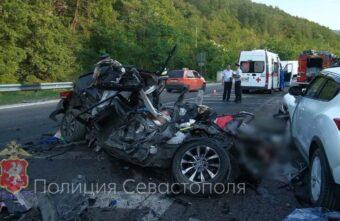 Пять человек погибли в Крыму из-за водителя большегруза из Тверской области