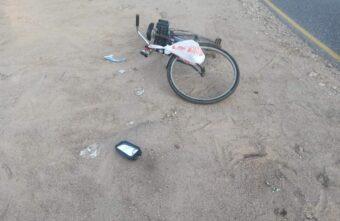 Пьяный водитель наехал на велосипедиста в Тверской области