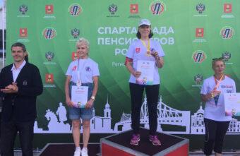 150 пенсионеров Тверской области показали себя в спорте