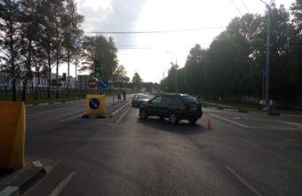 В аварии в Твери пострадали две маленькие девочки