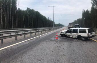 Мужчина из Тулы купил машину и разбил её в Тверской области