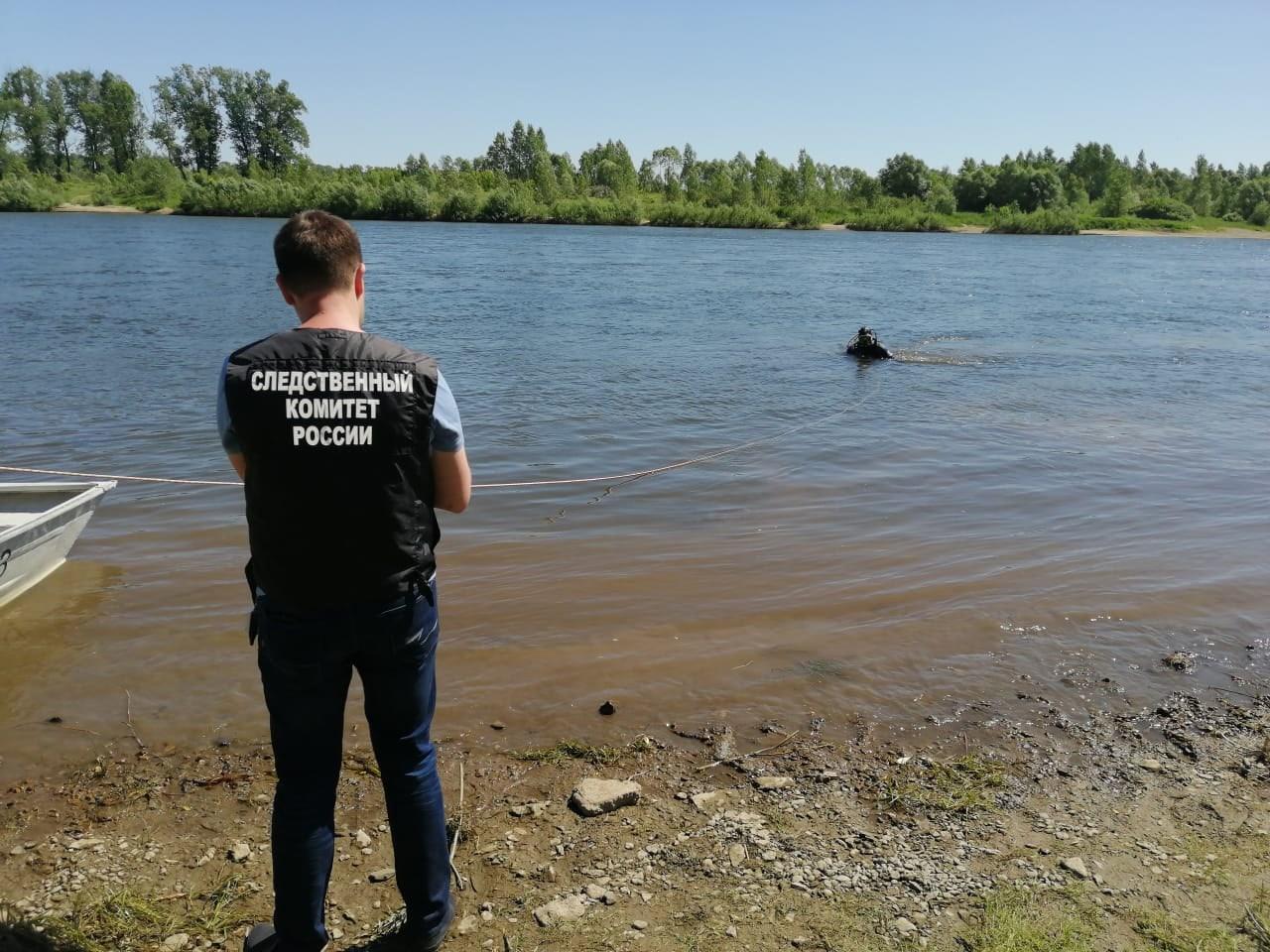 В заливе Тверской области утонул 7-летний мальчик