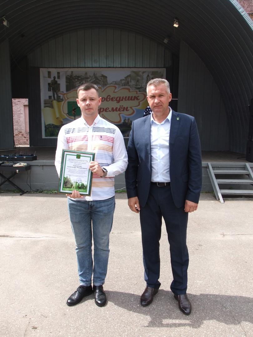 В Торопце прошёл фестиваль исторической реконструкции «Хранители памяти»
