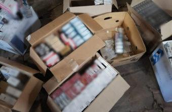 В Тверской области у предпринимателя нашли больше 5 тысяч пачек контрафактных сигарет