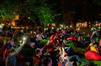 В Тверской области за лучший фильм будут голосовать фонариками