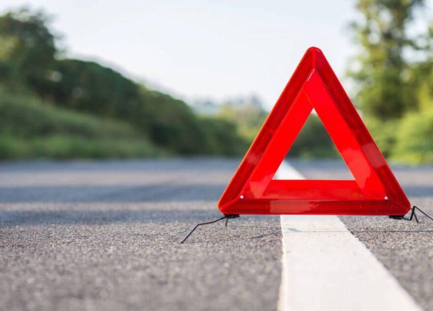 В ДТП с пьяным мотоциклистом в Тверской области пострадали двое