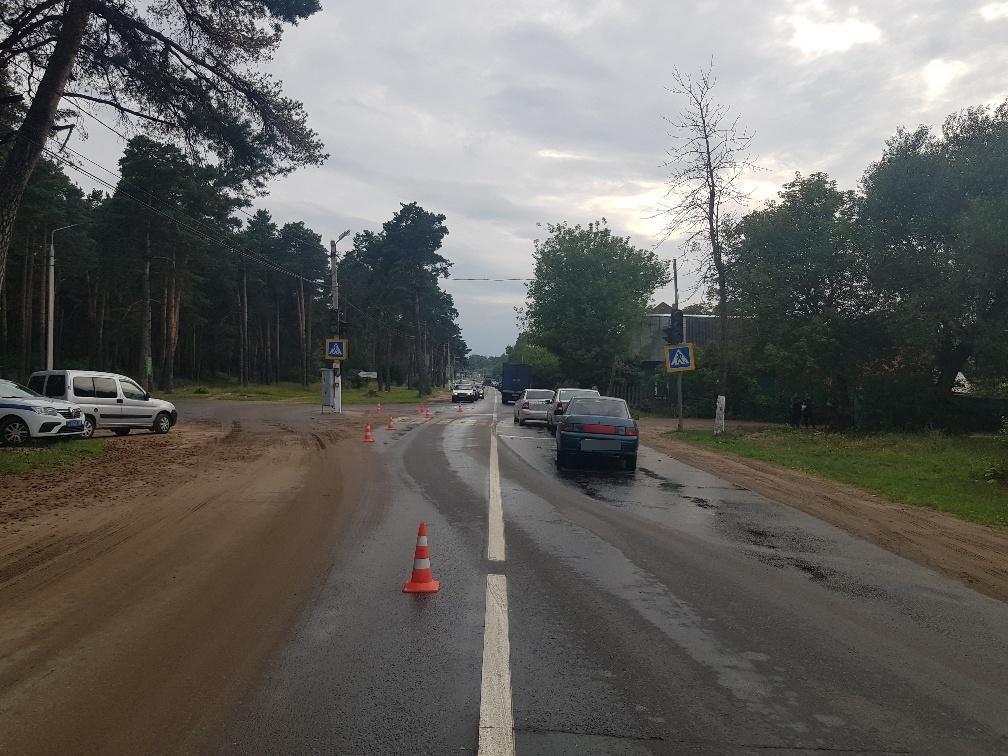 Водитель без прав: появились подробности тройного ДТП с пострадавшей в Твери