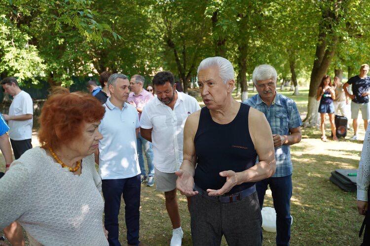 По инициативе Владимира Васильева в Твери проведут занятия по дыхательной гимнастике