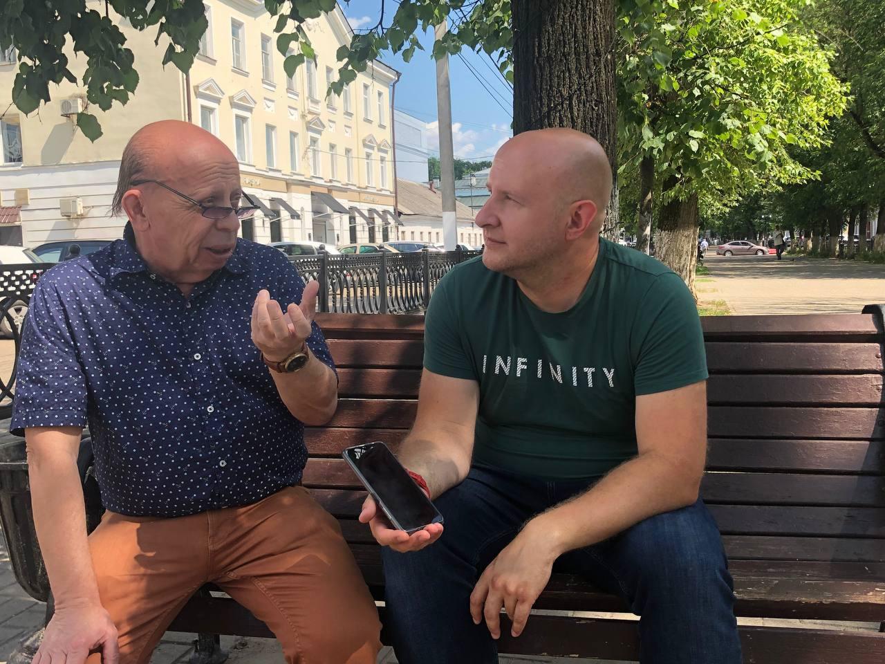 «Человек – не винтик»: Борис Губман о культурологии, пандемии и информационном обществе