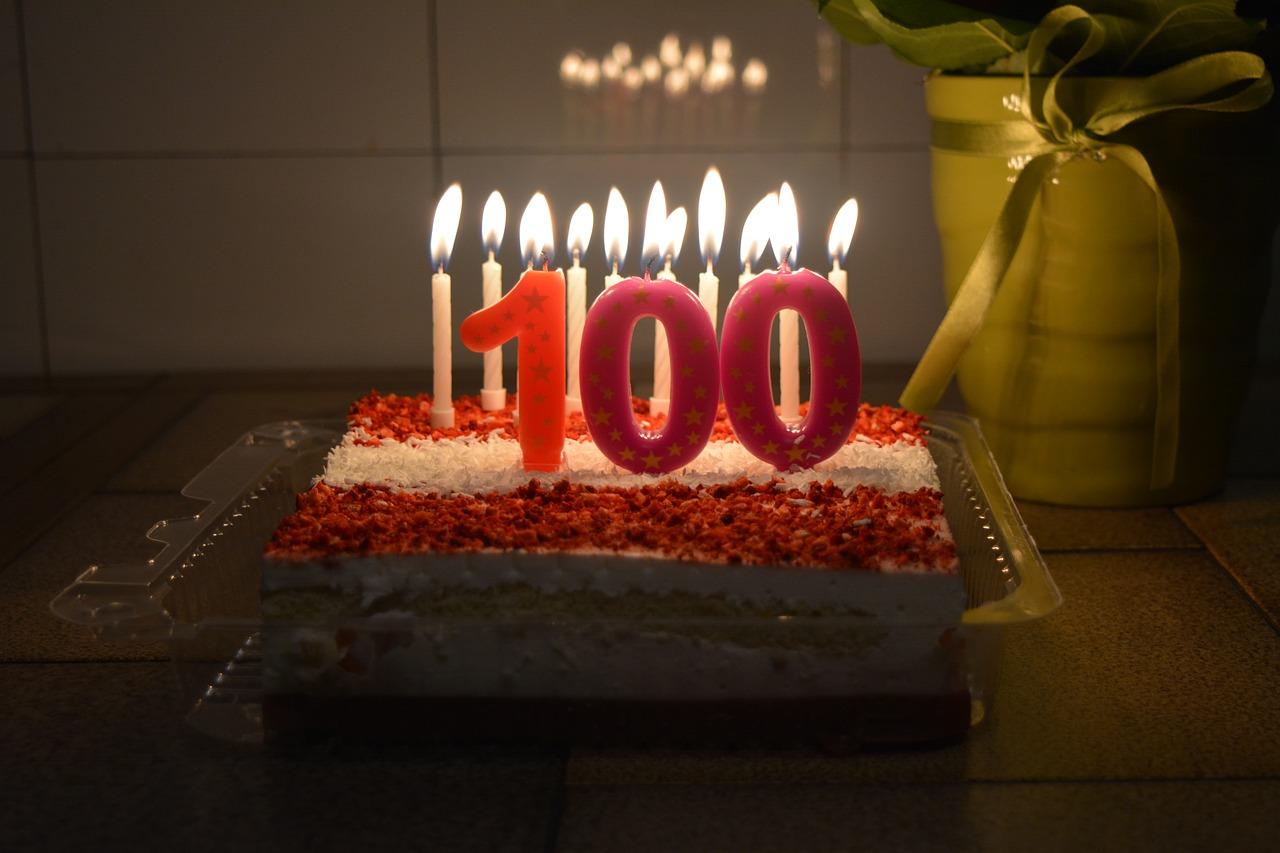 Жительница Ржева Мария Кузьмина празднует 100-летний юбилей