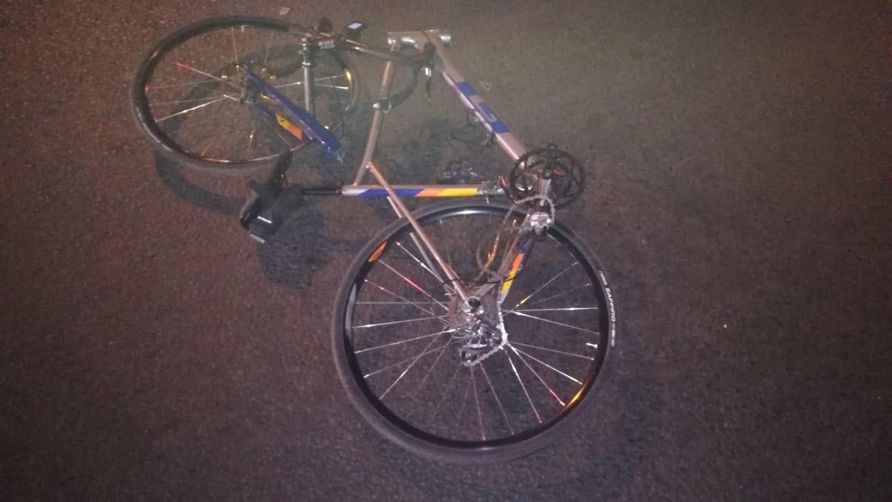 Молодой велосипедист попал под колёса иномарки в Твери