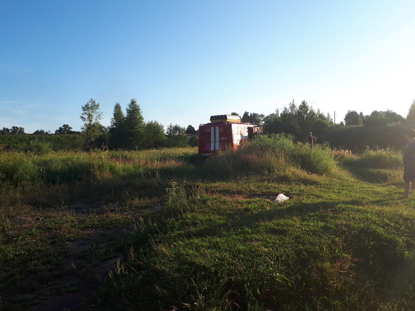 Мужчина утонул в Меже в Тверской области