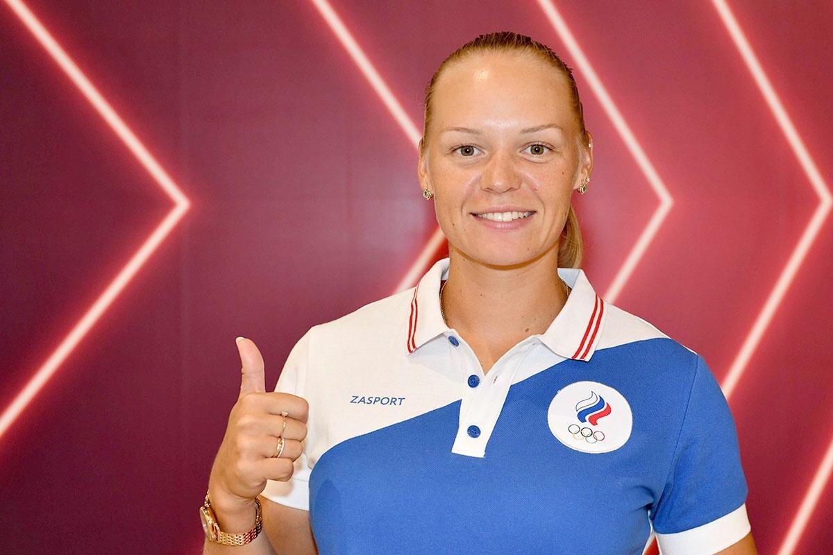 Василиса Степанова из Тверской области догребла до финала Олимпийских игр