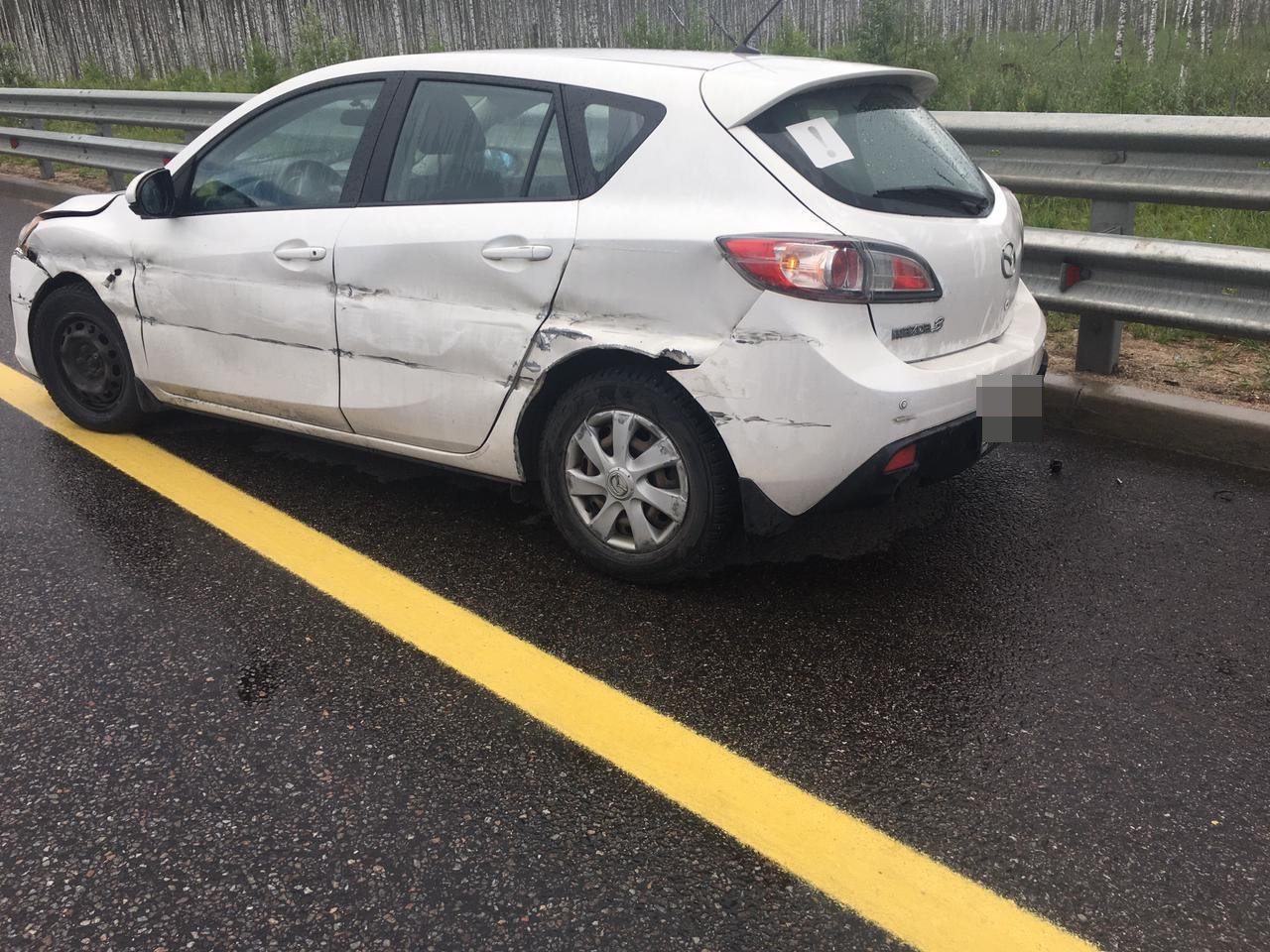 Уснула за рулём: появились подробности ДТП с двумя пострадавшими в Тверской области