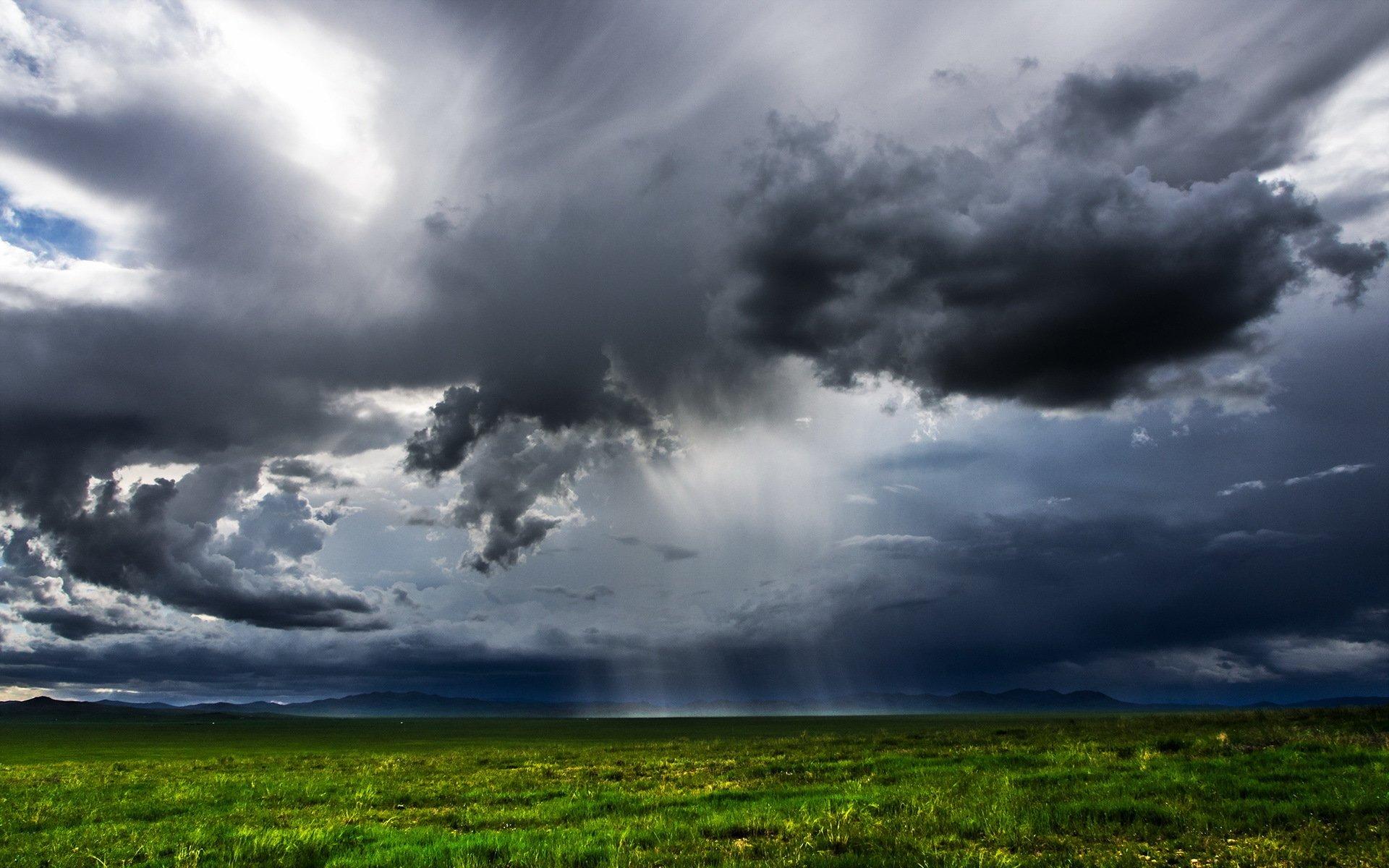 В Тверскую область придут долгожданные грозы