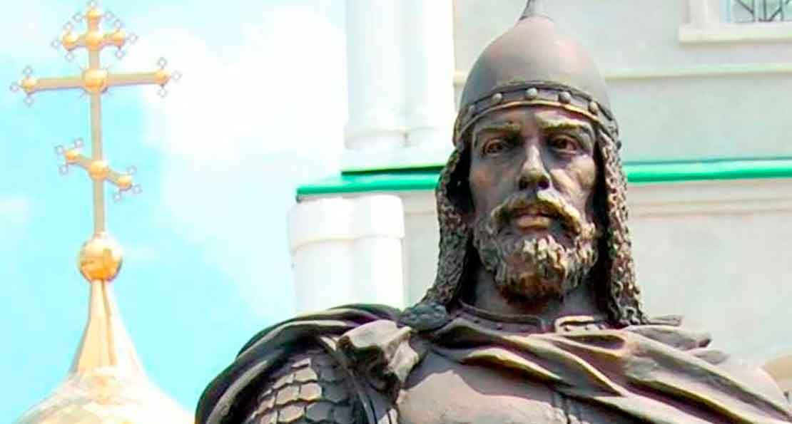 Торопец встретит мощи святого князя Александра Невского