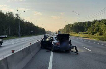 Виновник ДТП под Тверью, где пострадали дети, уснул за рулём