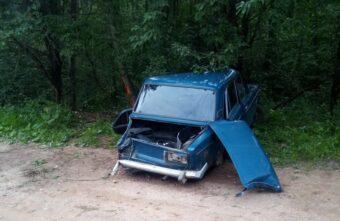 Два человека получили тяжёлые травмы в ДТП в Тверской области