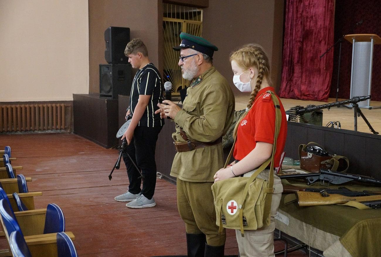Молодые поисковики собрались на слёте в Лихославльском муниципальном округе