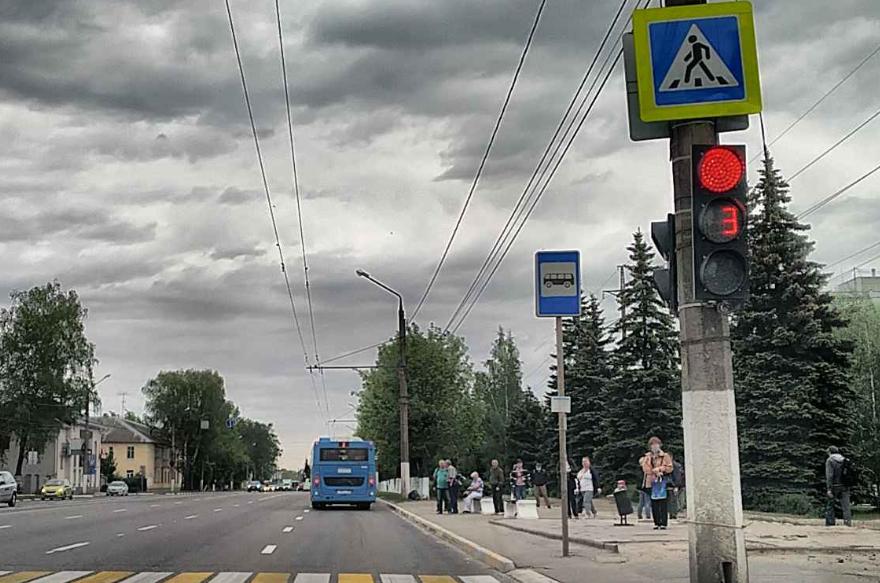 """Юлия Саранова просит администрацию Твери привести в порядок остановку в """"Южном"""""""