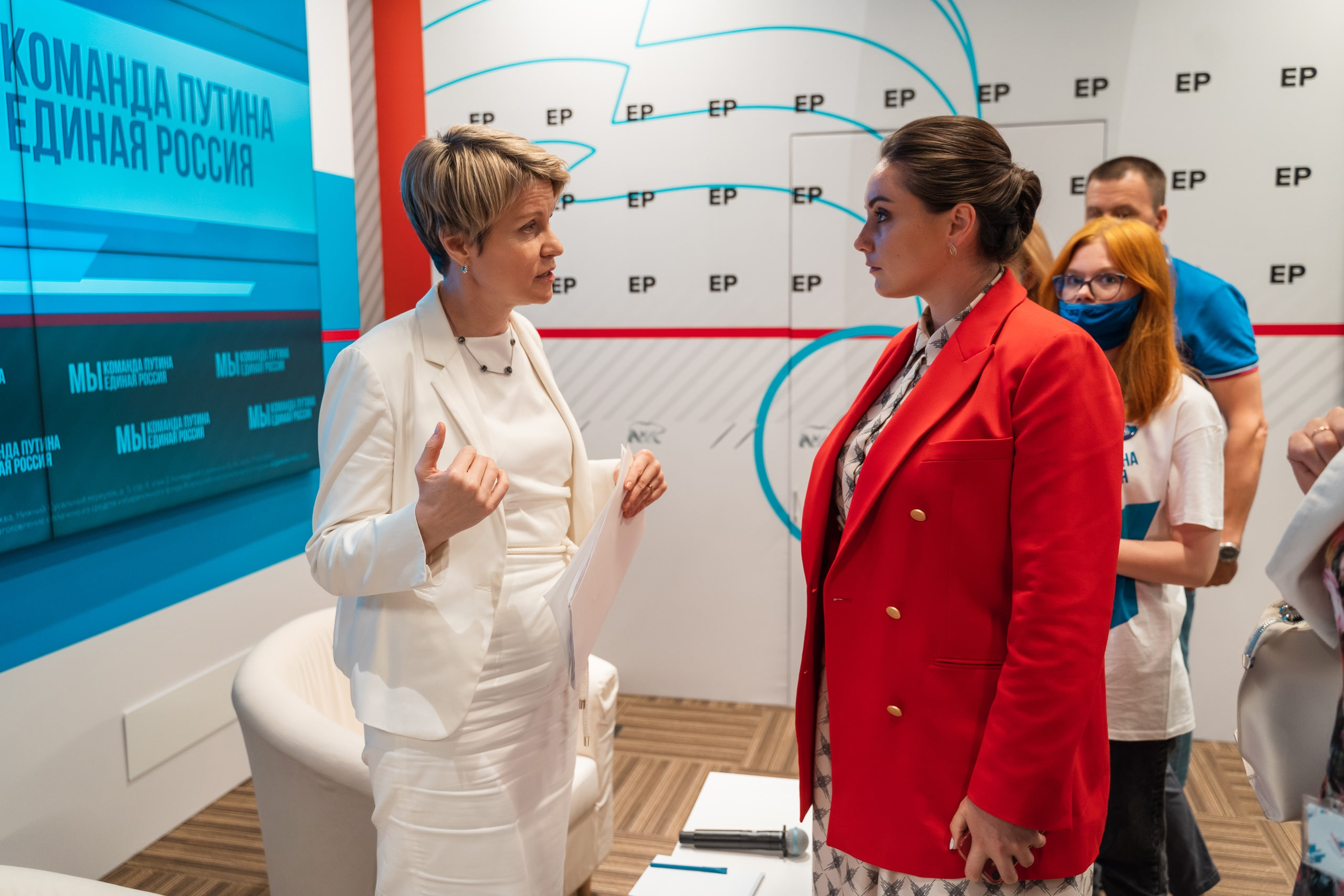 Юлия Саранова вошла в федеральный штаб общественной поддержки партии «Единая Россия»