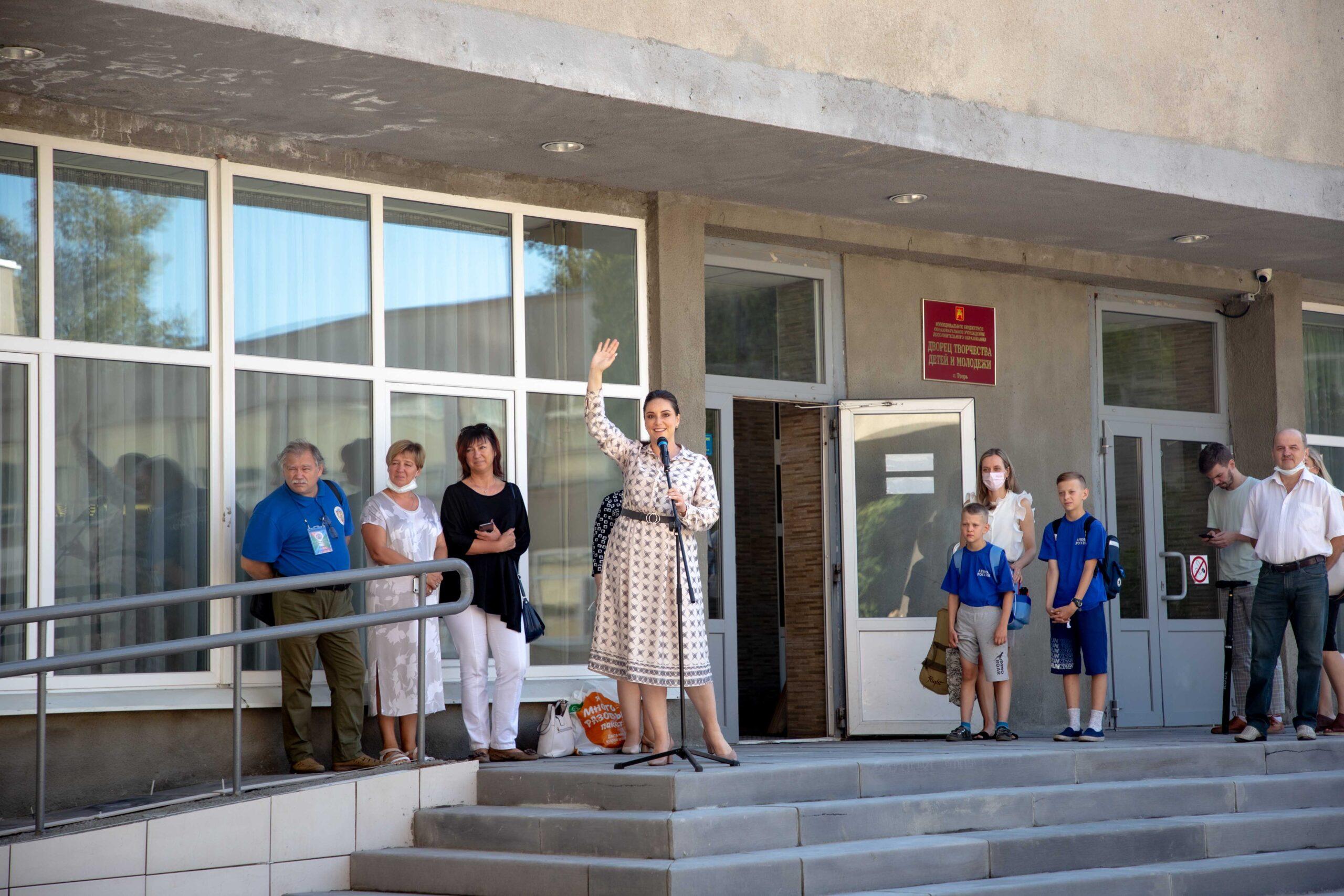 Модернизация по-летнему: Юлия Саранова поддержала идею реновации летних лагерей