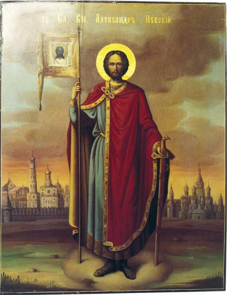 В Торопец прибыли мощи святого благоверного князя Александра Невского