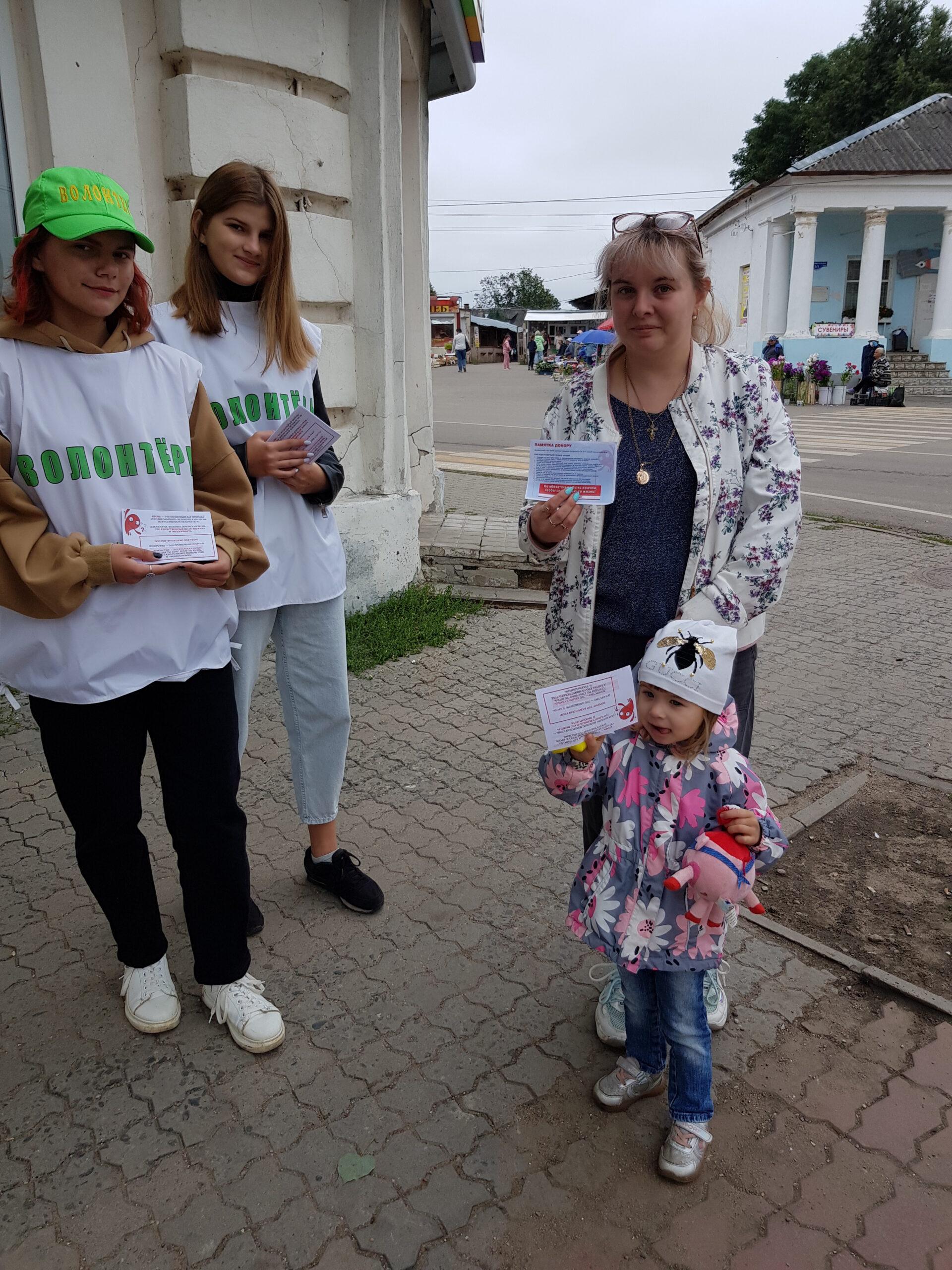 В Торопецком районе проходит «Добрая неделя»