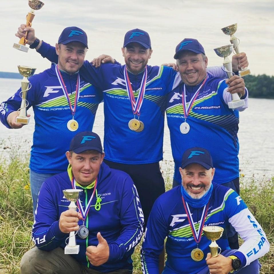 Лучшие рыболовы живут в Тверской области