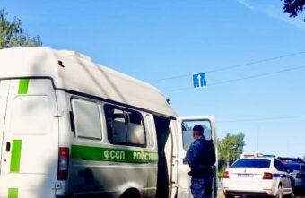 Автомобиль должника из Тверской области разыскали даже в Дагестане