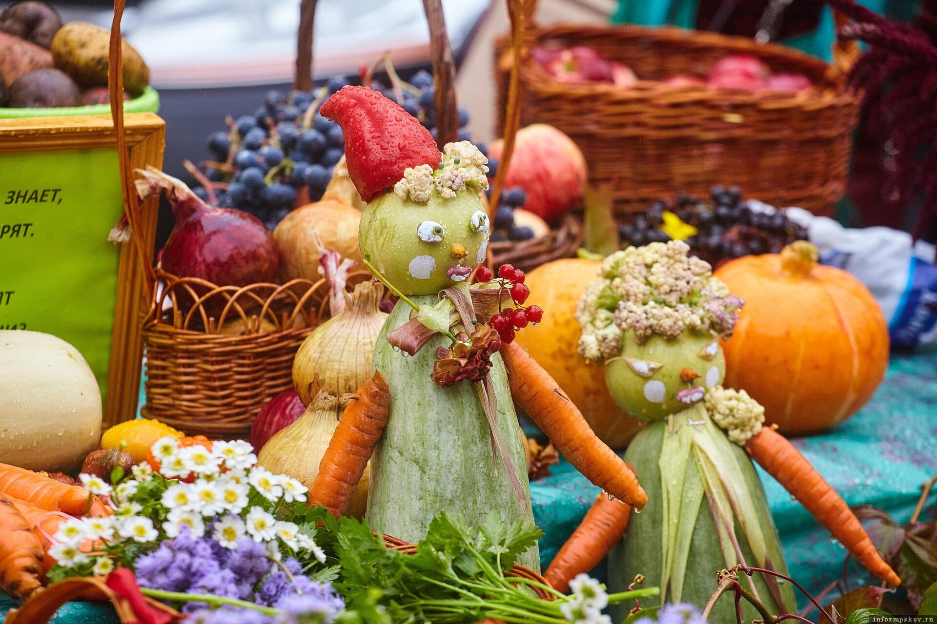 В Тверской области начнут работать ярмарки с местными товарами