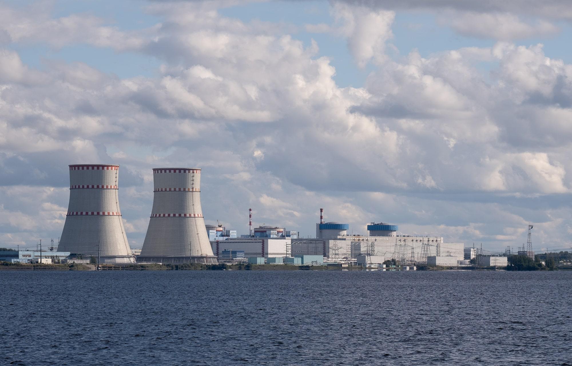 Губернатор Игорь Руденя посетил Калининскую АЭС