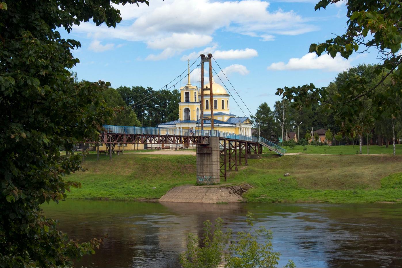 805-летие отмечает один из древнейших городов Тверской области