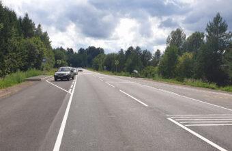 В Тверской области на два месяца раньше сдали дорогу к Селигеру