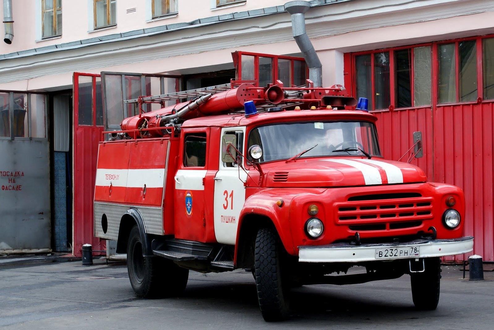 В Тверской области загорелась квартира жилого дома