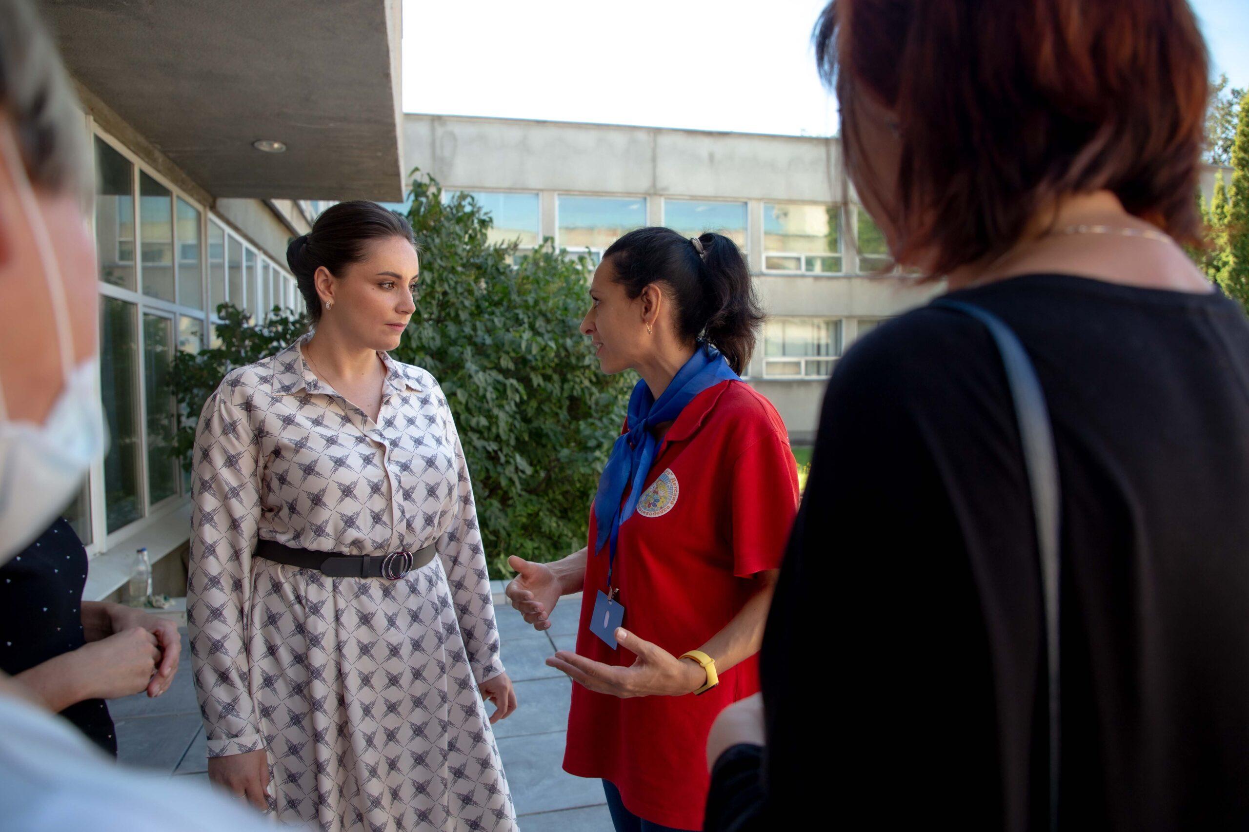 Инициативу лидера тверских волонтеров Юлии Сарановой оценили на федеральном уровне
